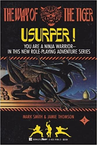 The Way Of The Tiger: Usurper!: Mark Smith, Jamie Thomson ...