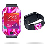 samsung galaxy gear 2 neo case - MightySkins Protective Vinyl Skin Decal Cover for Samsung Galaxy Gear 2 Neo Smart Watch wrap sticker skins Pink Camo