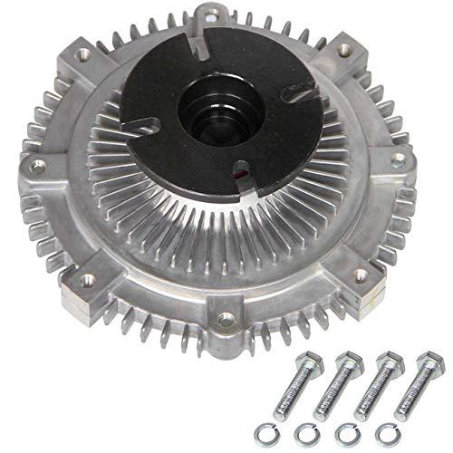 TOPAZ 2667 Engine Cooling Thermal Fan Clutch for 03-05 Infiniti G35 3.5L V6