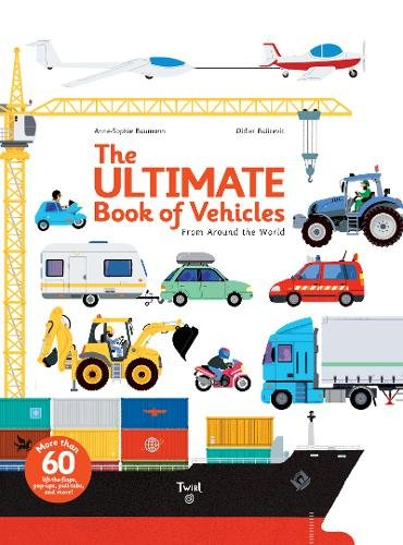 Buy now The Ultimate Book of Vehicles: From