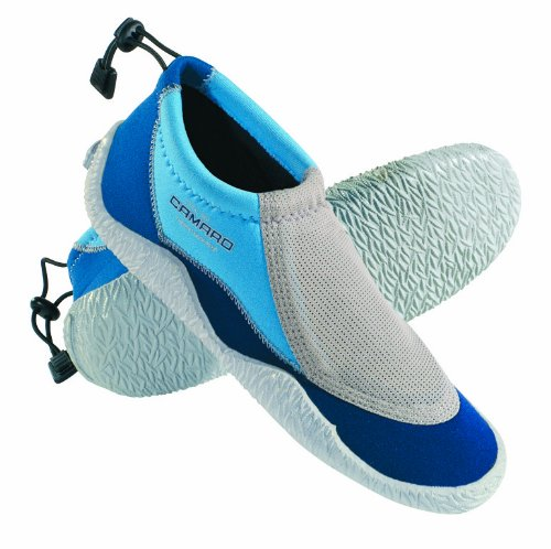 CAMARO Junior Strandschuhe Coral Sea Slipper Blau