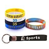 AMIC Silicone Wristband Bracelet --5PCS Assorted Color