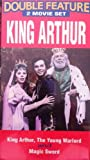King Arthur,the Young Warlord/Magic S [VHS]