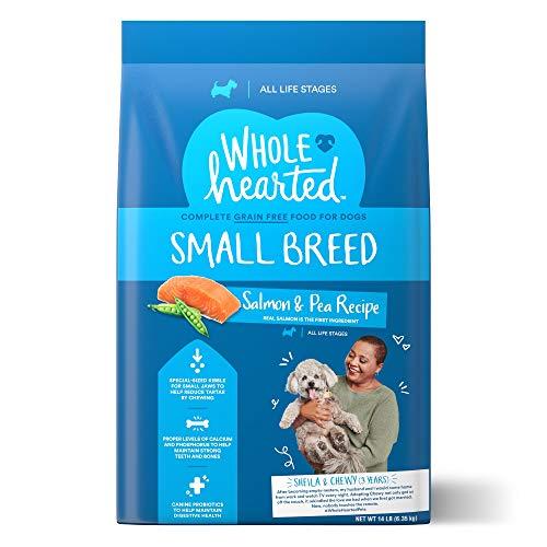 WholeHearted Grain-Free Small Breed Salmon and Pea