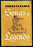 Pennsylvania Songs and Legends 9780801803468