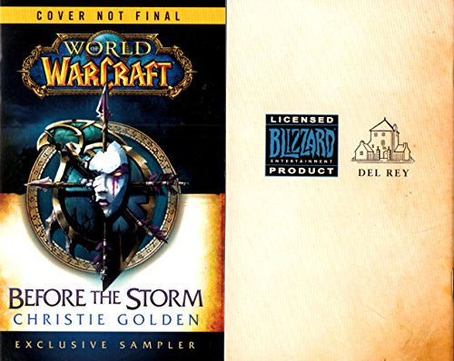 World of Warcraft Before the Storm – Exclusive Novel Sampler