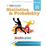 Lumos Statistics & Probability Skill Builder, Grade 8 - Scatter Plots, Relatable Data Frequency: Plus Online Activities, Videos and Apps (Lumos Math Skill Builder) (Volume 5)