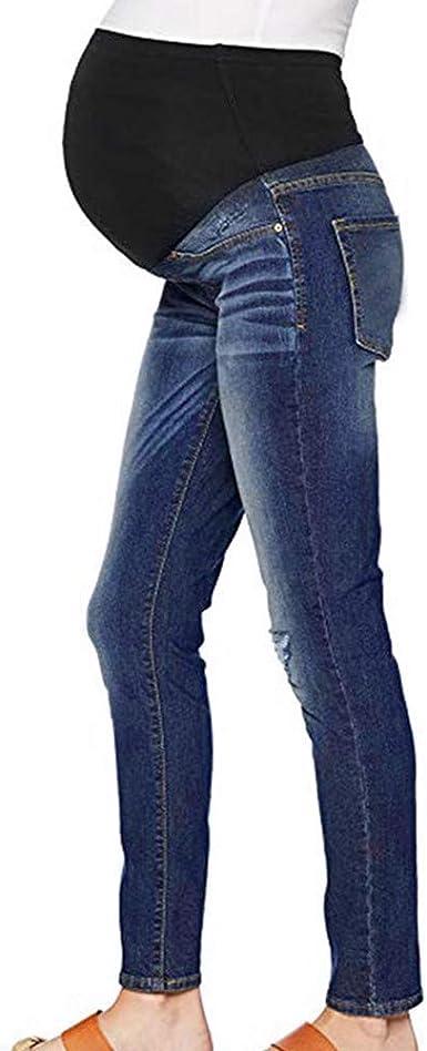 STRIR Mujeres Embarazadas Nuevo Otoño Invierno Pantalones ...