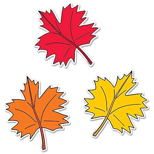Fall Outs Cut Leaves - Creative Teaching Press Fall Leaves 6