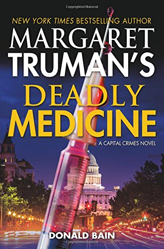 Margaret Trumans Deadly Medicine Capital product image