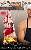 Hot Burning Love: (BBW Romance) (Cookie Club Romance Book 1)