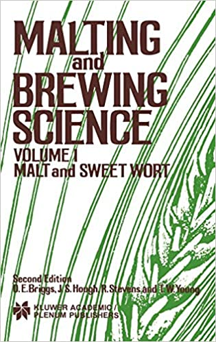 Malting and Brewing Science 1 Malt and Sweet Wort Vol