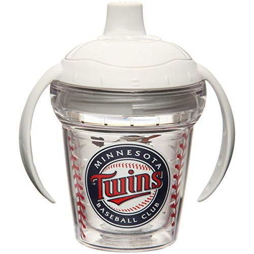 Minnesota Twins Tervis 6oz. Mascot Sippy Cup