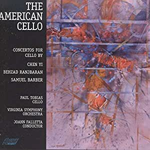The American Cello: Concertos for Cello