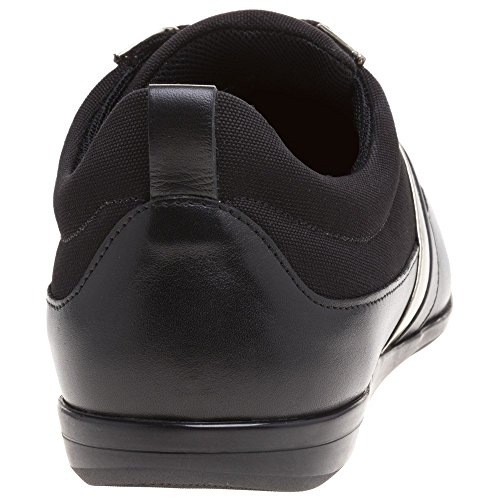 Versace Collection Formal Homme Baskets Mode Noir Noir G44qnPevqt