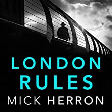 London Rules: Slough House, Book 5 Audiobook by Mick Herron Narrated by Sean Barrett