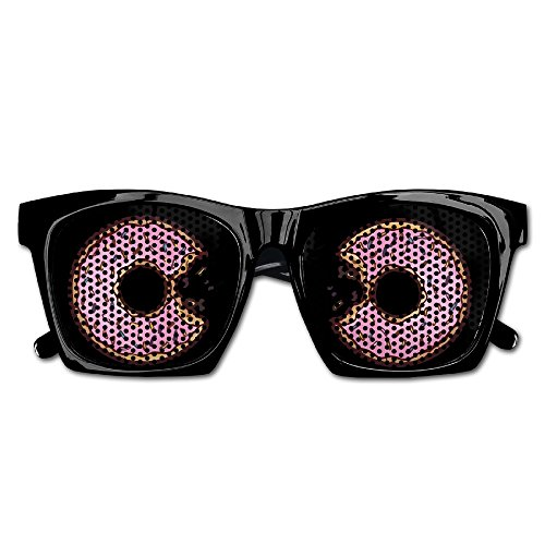 Cherry Park Eaten Doughnuts Rim Party Sunglasses & - Uk Glasses Sun