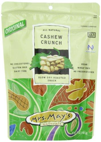 Crunch миссис Мэй, кешью, 5 унций