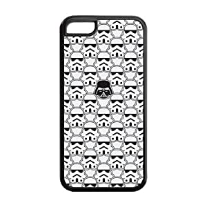 Godstore Star Wars IPHONE 5C Best Rubber Cover Case