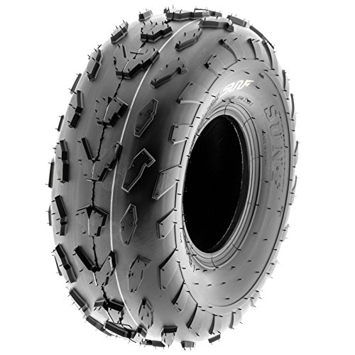 SunF 18x7-7 18x7x7 ATV UTV A/T Quad Race Replacement 4 PR Tubeless Tires A007, [Set of 2] by SunF (Image #8)