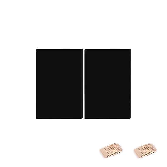 5PC MINI BLANK SQUARE ARTISTS CANVAS 7cm x 7cm Small Art Board Acrylic Oil Paint