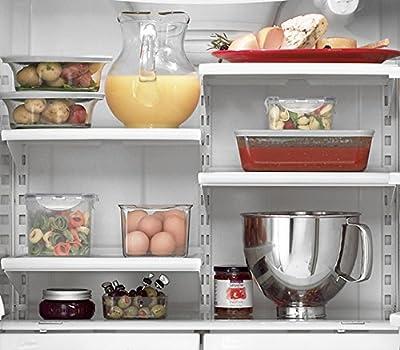 "KitchenAid KBLS19KCMS 30"" Stainless Bottom Freezer Refrigerator"