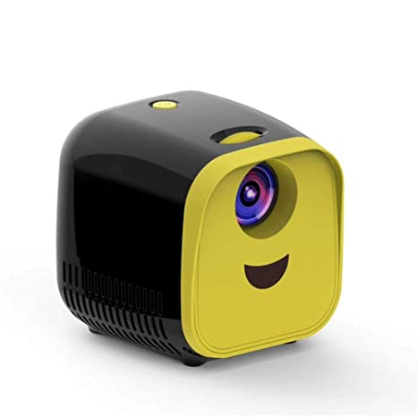 Amazon.com: LMDP Mini Proyector, Portátil Full Color LED LCD ...