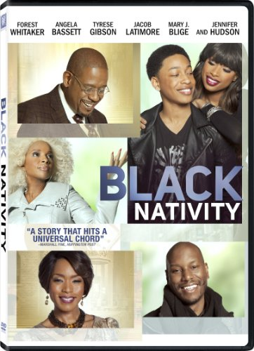 Black Nativity -  DVD, Rated PG, Forest Whitaker