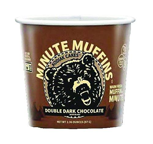 Kodiak Cakes Minute Muffins Chocolate