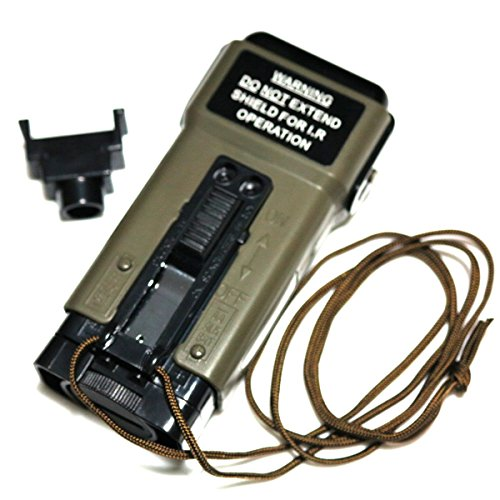 Airsoft Wargame Tactical Shooting Gear G&P WP106 Military Distress Marker Light BB Loader 130rd for WA Olive Drab OD
