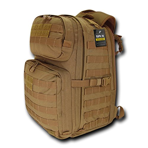 Rapdom Tactical Lethal 24 Backback, Coyote, One (Lethal System)
