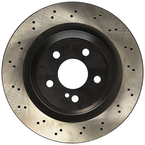Cls63 brake rotor mercedes replacement brake rotors for Mercedes benz rotors replacement