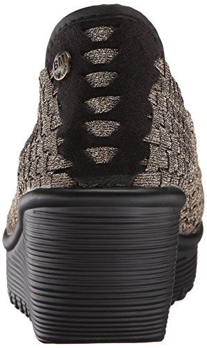 Pump Mev Bernie Gem Bronze Women's Wedge zSaqY