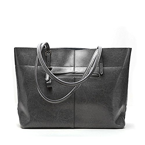 B 018 Grey Mulier Donna Wine winered red A Hb b Borsa Mano rosso YqHYr7z