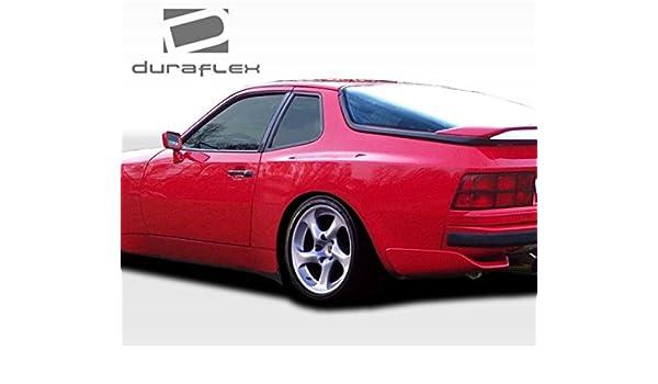 Amazon.com: 1977-1988 Porsche 924 Duraflex Turbo 944 Look Rear Fender Flares - 2 Piece: Automotive