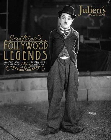 Julien's Auctions 2012 Hollywood Legends Auction Catalog