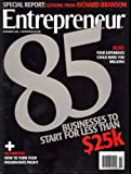 img - for Entrepreneur, November 2008 Issue book / textbook / text book