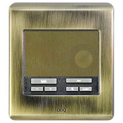 On-Q/Legrand IC5004 Selective Call Patio Intercom Unit