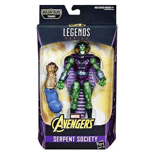 Marvel Legends Series Avengers Infinity War 6-inch Serpent Society