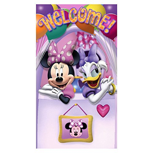Minnies Bow-tique Door Banner