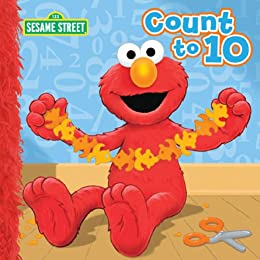 Count to 10 (Sesame Street) by [Thompson, Emily]