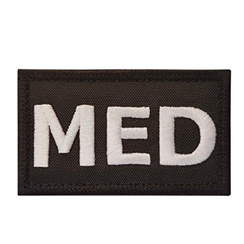 MED EMS Paramedic Combat Medic EMT Medical Tactical Morale Tactical Fastener Patch