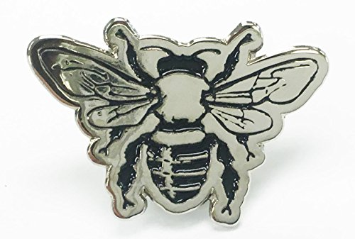 Antique Bee Lapel Pin is a stylish way to promote bees, a great gift for bee lovers