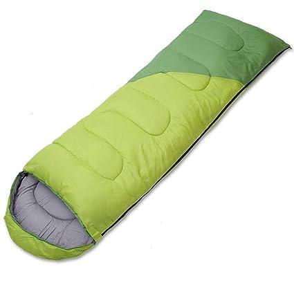 Iashion Saco De Dormir De Algodón para Adultos Receptor Splicable 4 Estaciones Saco De Dormir Universal