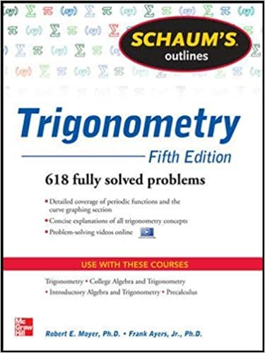 trigonometry solved problems