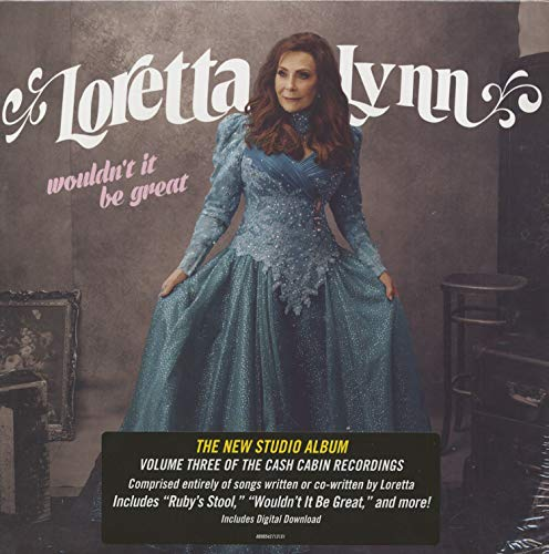 Loretta Lynn Songs - Loretta Lynn - Wouldn't It Be Great [9/28] * (Vinyl/LP)