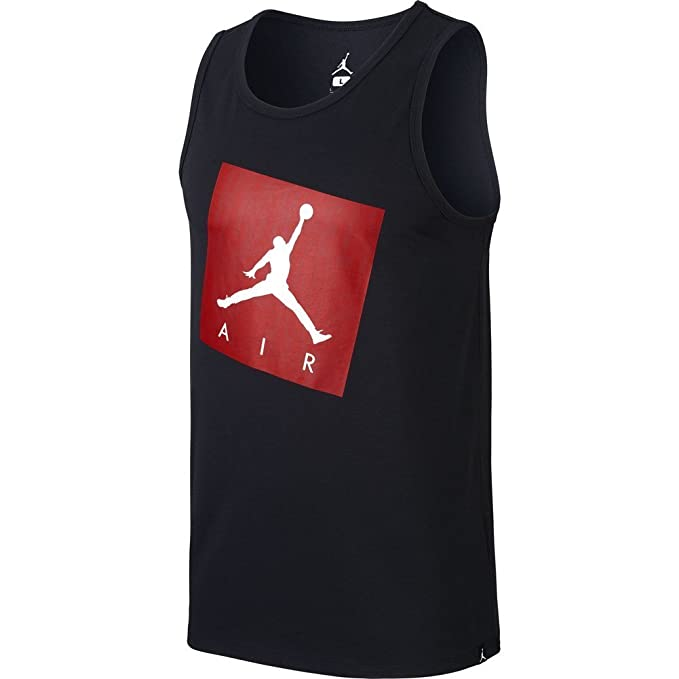 Jordan Canotta Jumpman 010 Nero db3251df2833