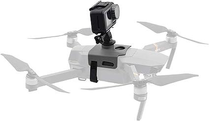 Zoom Gopro Camera Stabilizer Mount Bracket Stand Adaptor for DJI Mavic 2 Pro
