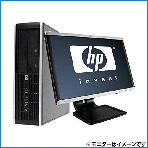 【オープニング 大放出セール】 [中古パソコン][デスクトップ液晶セット] 22インチワイド超大画面液晶セット 8000 HP Compaq DVDドライブ 8000 Elite SFF Core2Duo B00WW5WFX6 デュアルコア 2.93GHz 4GBメモリ 160GBハードディスク DVDドライブ Windows7Pro キングソフトオフィス付属 B00WW5WFX6, クワナシ:e1639dc9 --- arbimovel.dominiotemporario.com