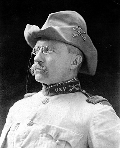Theodore Roosevelt Photo Print (8 x 10)